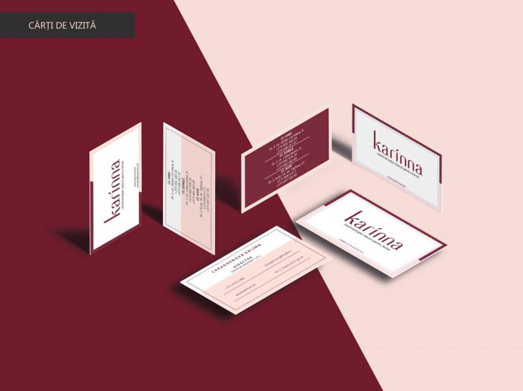 Brand Identity – Karinna