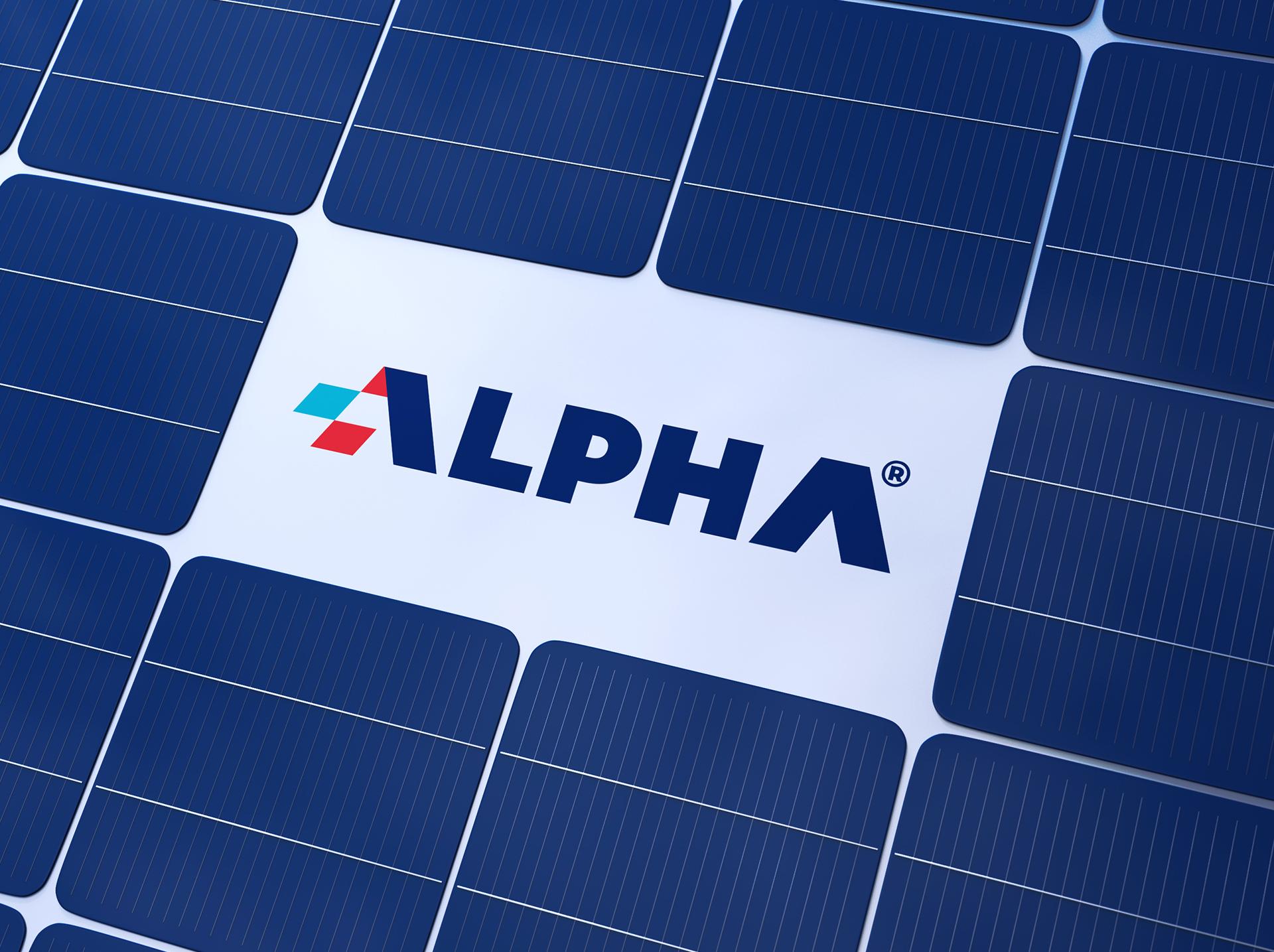 Corporate Identity – ALPHA